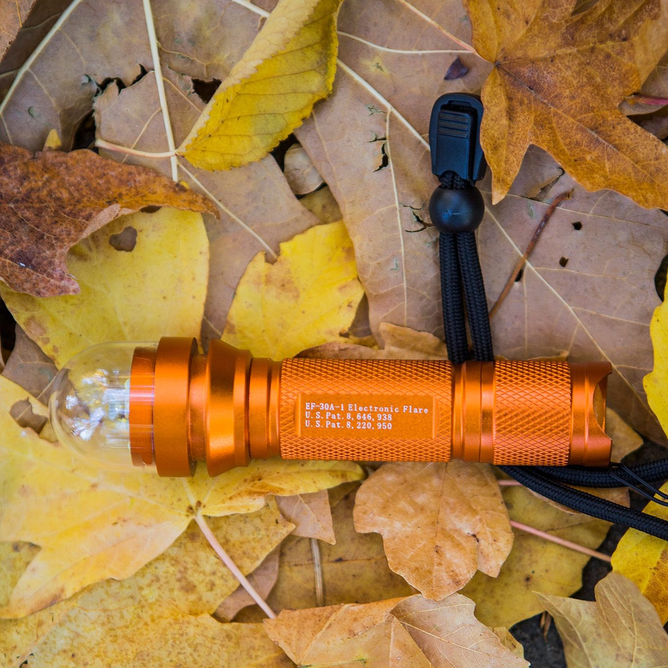 handheld infrared electronic signal flare