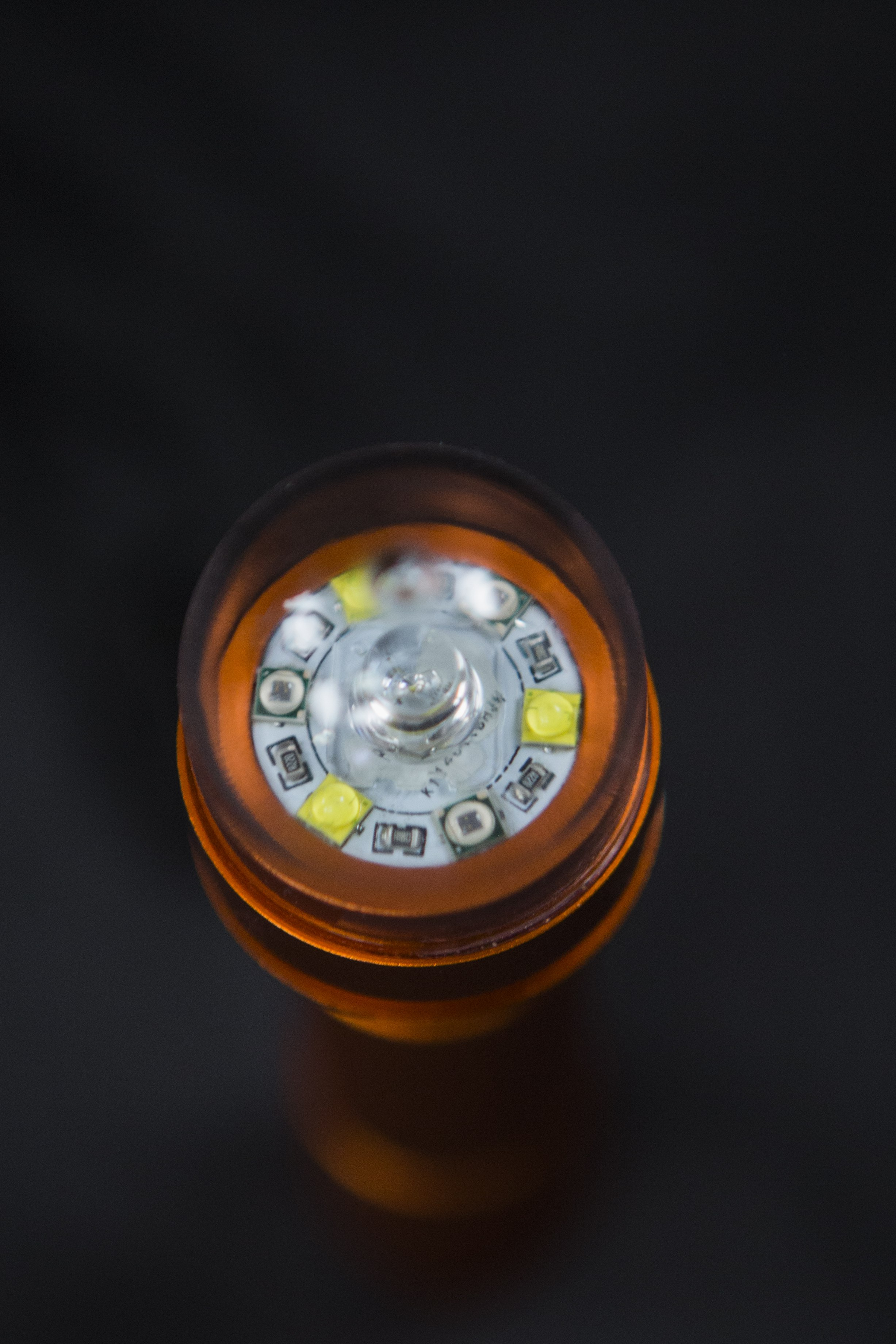 handheld infrared signal flares